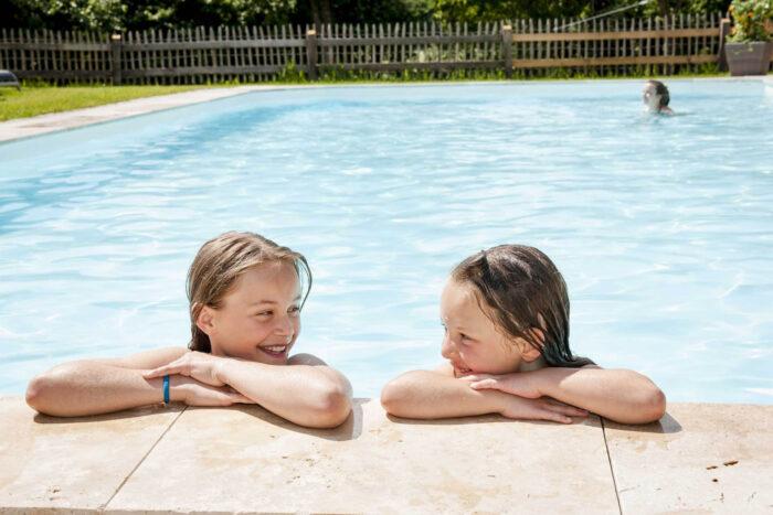 Wasserspass, Pool, Huberhof Ollerding